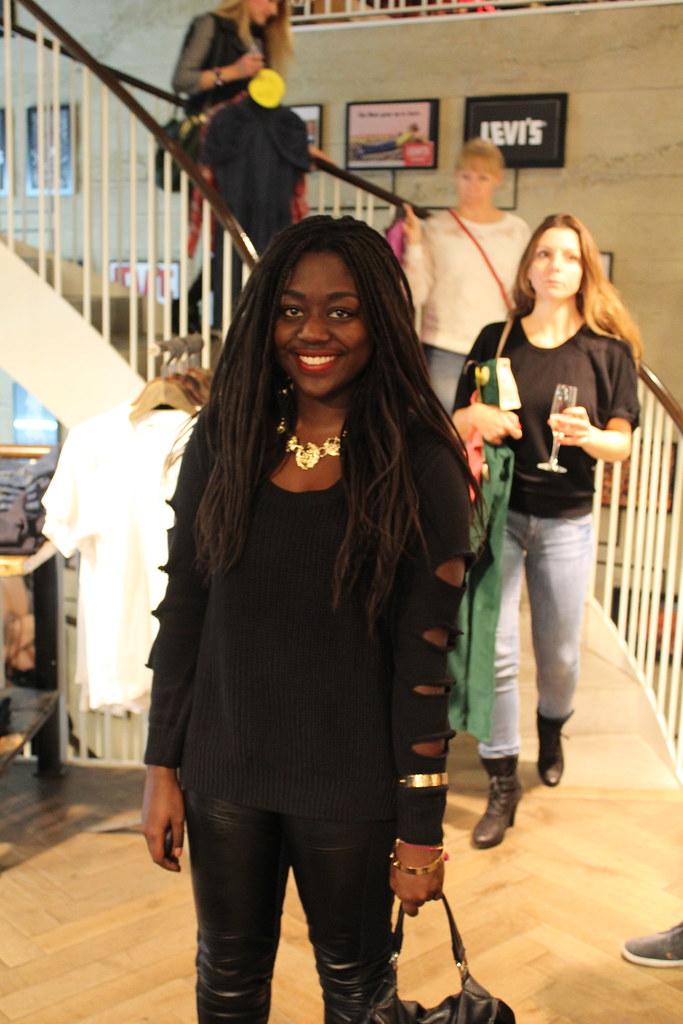 Levis Grazia Magazine Event Berlin Revel lisforlois