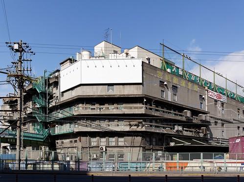 大阪鉄道倉庫梅田倉庫