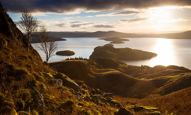 View From Conic Hill #2 [IMG_4563]