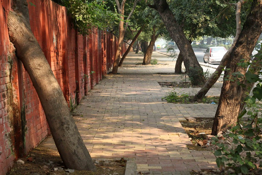 City Walk – Lodhi Road, Central Delhi