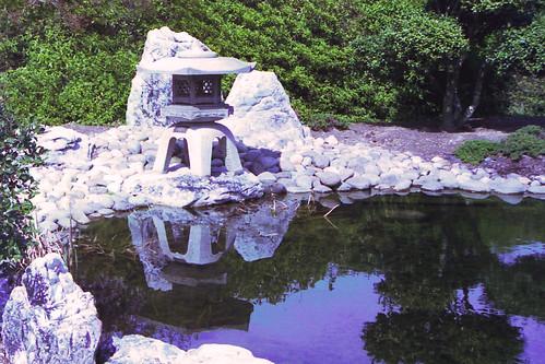 Japanese Garden Lantern by bahayla