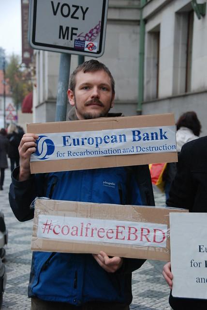 #coalfreeEBRD in Prague