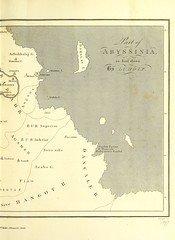 """British Library digitised image from page 243 of """"Voyages and Travels to India, Ceylon, the Red Sea, Abyssinia, and Egypt. 1802, 1803, 1804, 1805 and 1806 [With plates by Henry Salt.]"""""""