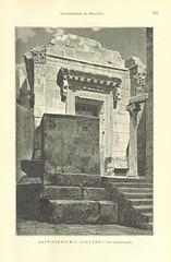 """British Library digitised image from page 335 of """"Führer durch Dalmatien ... Verfasst von R. E. Petermann. Mit 165 Illustrationen von L. H. Fischer, 4 geographischen Karten und 4 Stadtplänen"""""""