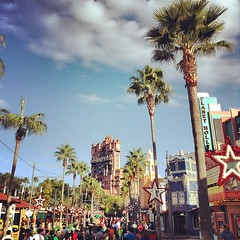 Twilight Zone Tower of Terror. #tower #terror #hollywood #disney