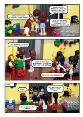 2013 Christmas Party comic strip (5/8)