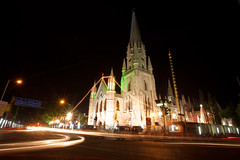 Santhome Church by Night - Merry Christmas!!!