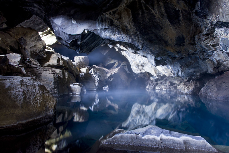 Grjotagja Iceland