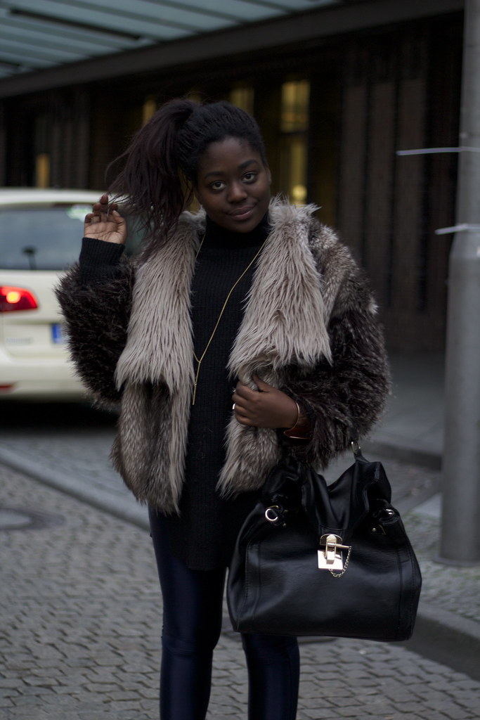 fur coats and disco pants Lois Opoku lisforlois