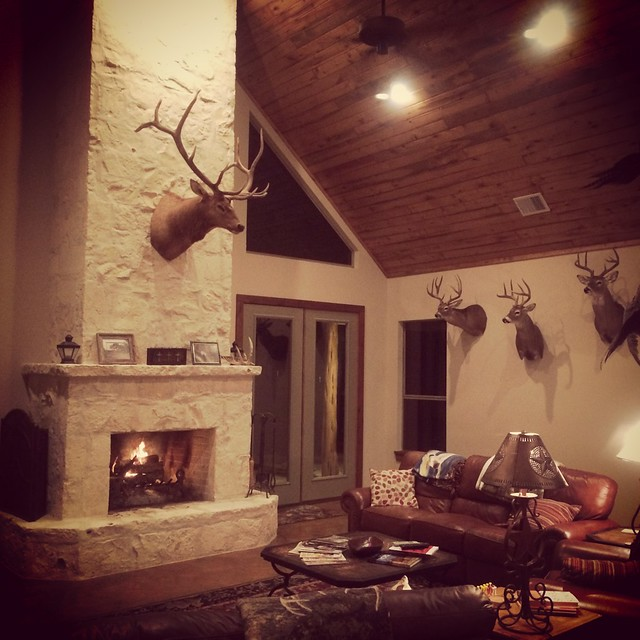 ranch home!