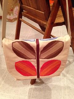 Messenger Bag from Zakka Style