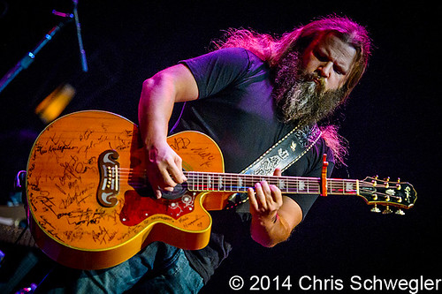 Jamey Johnson - 01-11-14 - The Fillmore, Detroit, MI