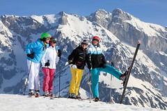 Hochkönig - panoramatické lyžařské safari