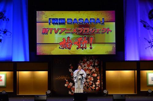 140120(4) – 電玩《戰國BASARA》宣布三度改編電視動畫版、遊戲續作《戦国BASARA4》搶先於23日發售!