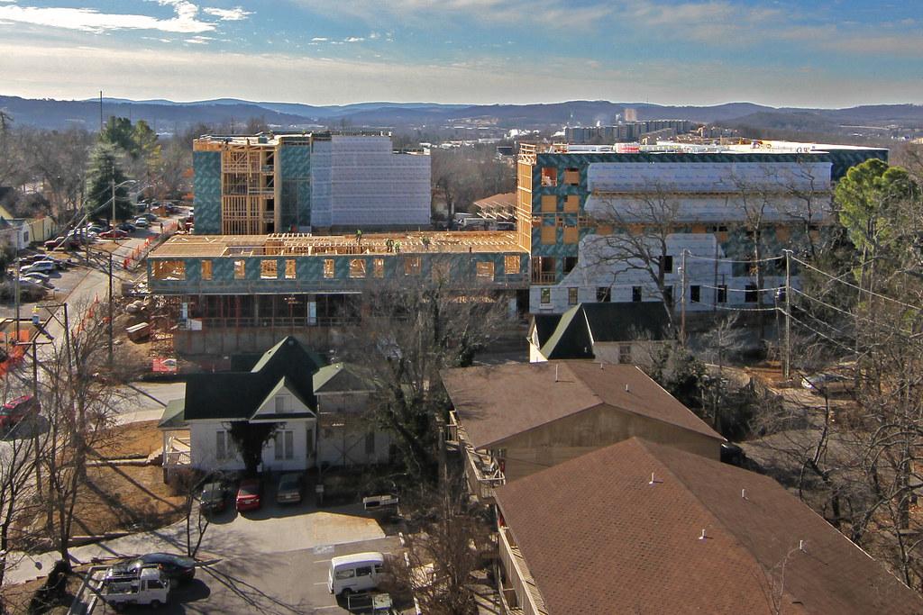 Northwest Arkansas Apartments Remain Full Despite Boom In
