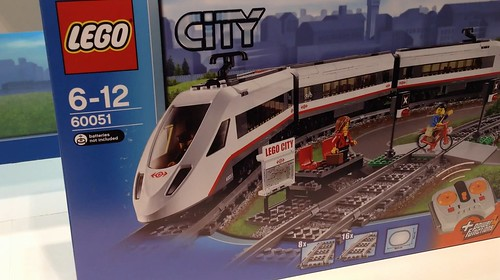 LEGO City Train 60051
