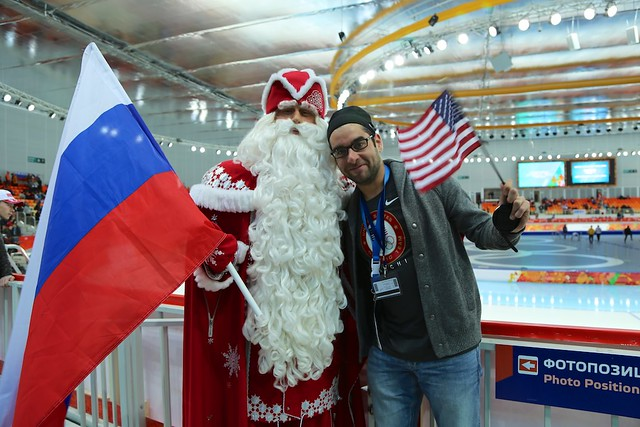Sochi Blog: Orange Day.