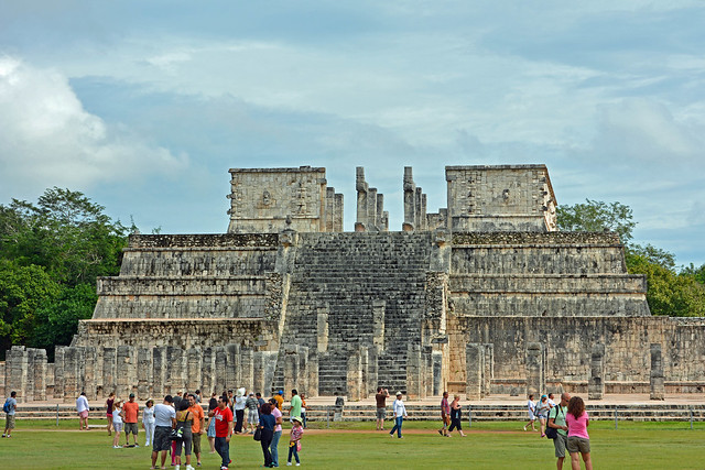 Chichen-Itza - Mexico - 2014