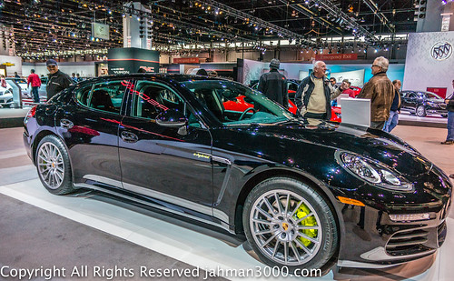 2014 Porsche Panamera S E-Hybrid and the 2014 Chicago Auto Show by alfred.muirhead