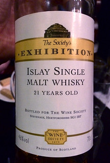 Wine Society Bowmore