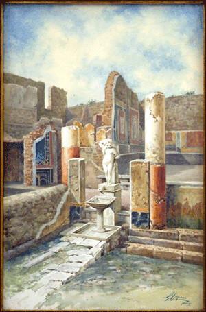 Pompei by maurogoretti