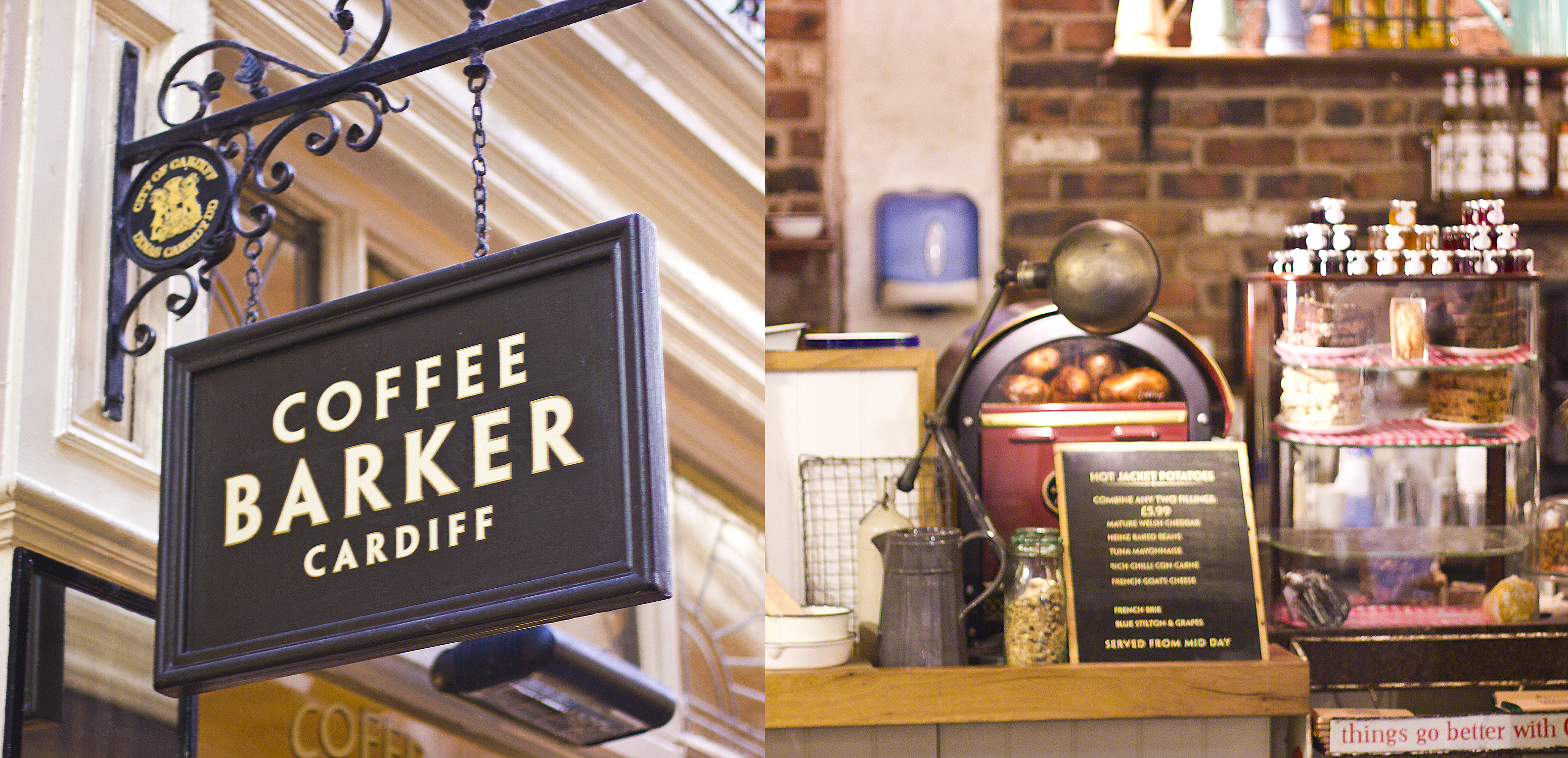 Barkers Coffee