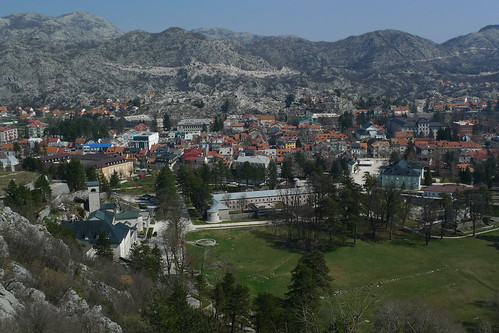 Cetinje, Montenegro