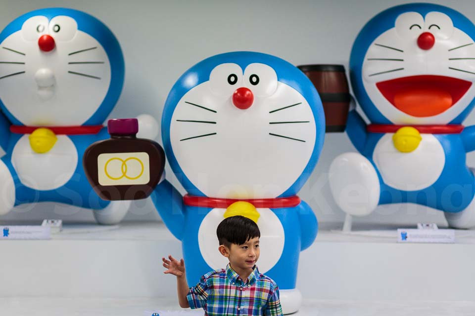 Doraemon Malaysia 100 Secret Gadgets Expo @ Kuala Lumpur, Malaysia