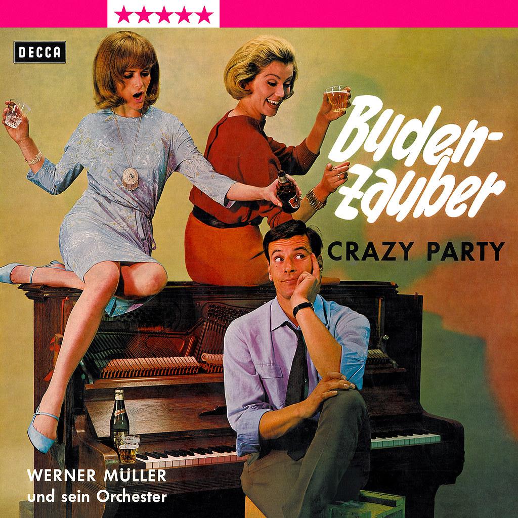 Werner Müller - Budenzauber
