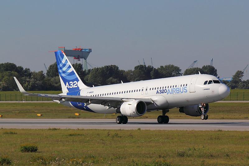 Airbus Industrie - A320 - F-WWBA (2)
