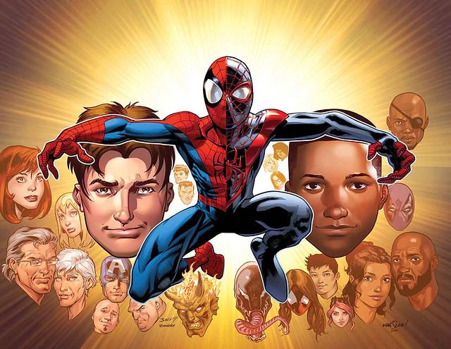 Marvel-Comics-April-2014-solicitations-Ultimate-Spider-Man-200
