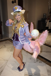 Pop Star Ahri (League of Legends)