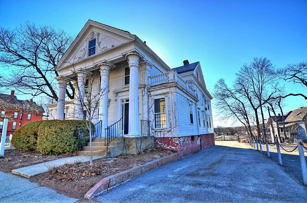 Copeland, Samuel House