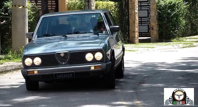 Alfa Romeo 2300 ti4