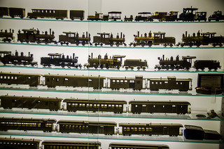 Model Steam Trains-9