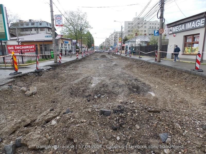 Traseul 101, etapa II: Intersecție Candiano Popescu ( zona BCR ) - Gara de Sud 13915734715_c8cc073662_c