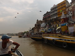 Welcome to Varanasi, India