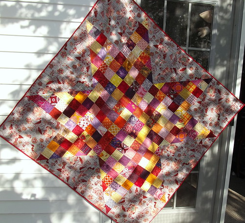 Patchwork Star - Finished
