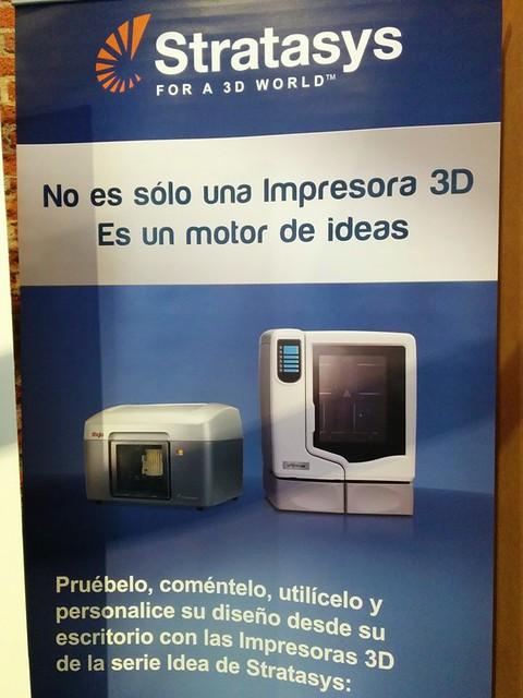 Impresoras de 3D industriales