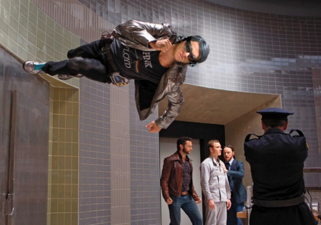 Days of Future Past Quicksilver