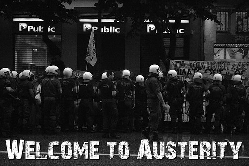 Welcome to Austerity