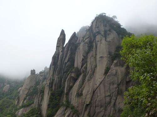 Jiangxi-Sanqing Shan-1 sentier de l'est (91)
