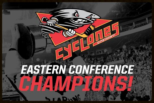 Eastern Conference Champions!