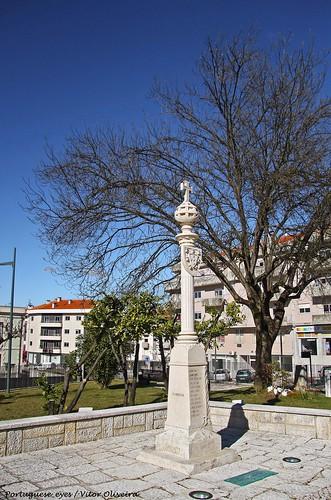 Monumento aos Combatentes da Grande Guerra - Oliveira do Bairro - Portugal