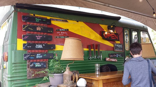 beer food cart portland
