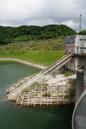 東荒川ダム(栃木)
