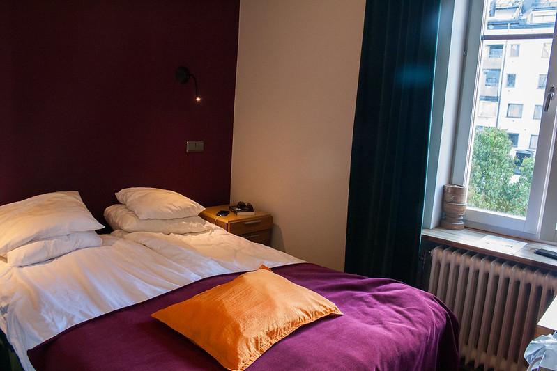 Hotel Hellsten room