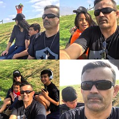Family time make you stronger . Thanks to my wife @francescavalcanti and my daughter @lcdance82 for that  ! I love you all PaPa Kado #sonsofcavalcantidallas #cavalcantifamilydallas
