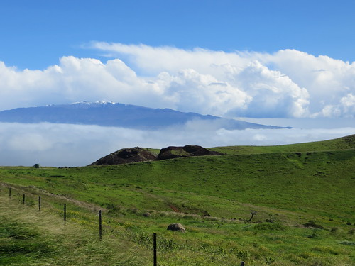 kohala mountains maunakea hawaii bigisland clouds