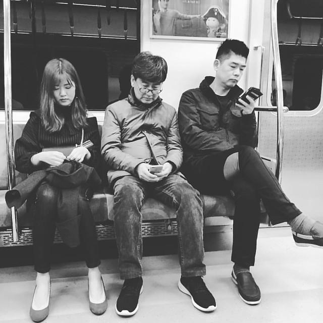 #seoul #subway #korea #fitzaroundtheworld